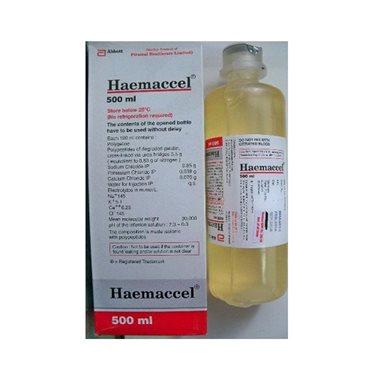 Haemaccel 500ml Genericwala Com Indian Online Pharmacy