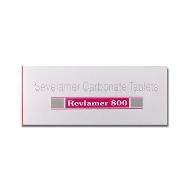 REVLAMER 800 MG TABLET | Genericwala com: Indian Online